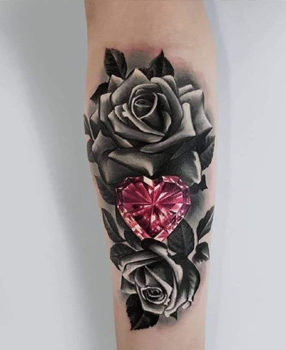 Como Hacer Un Diseño Para Tatuaje aprenda sobre el significado de las rosas para tatuajes, aquí