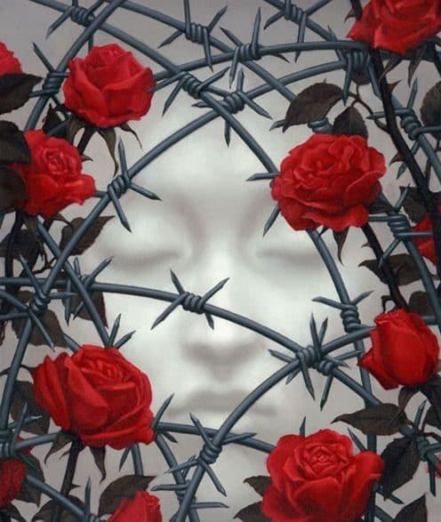 Rosas rojas significado
